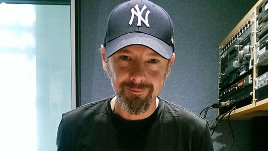 John Simm BBC Radio 6-6Aug2015 300H