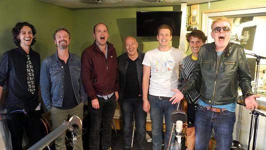 John Simm on Chris Evans-BBC Radio 2-300h