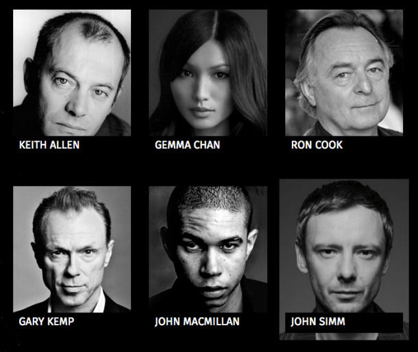 Director Jamie Lloyd has assembled an impressive ensemble cast in what promises to be a dynamic production.