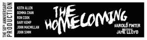 John Simm reunites with Jamie Lloyd for 50th Anniversary of Harold Pinter's TheHomecoming