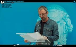 Watch John Simm's Reading of The Iliad Live: Part20