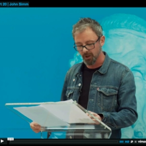 Watch John Simm's Reading of The Iliad Live: Part 20