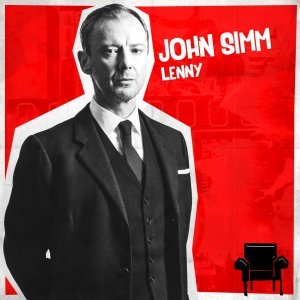 John Simm as Lenny in The Homecoming