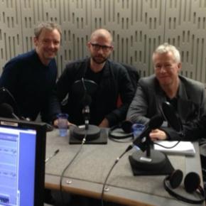 Radio Interview: John Simm, Jamie Lloyd and Michael Billington on BBC Radio 4 FrontRow