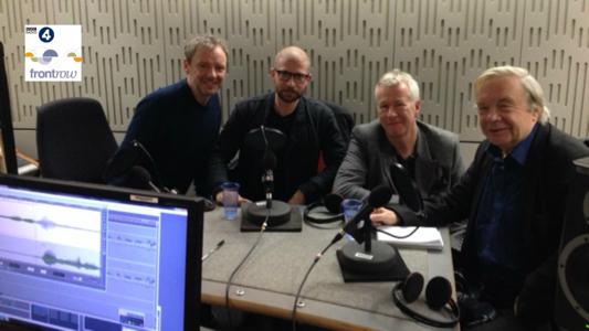John Simm on Front Row BBC Radio 4 300H