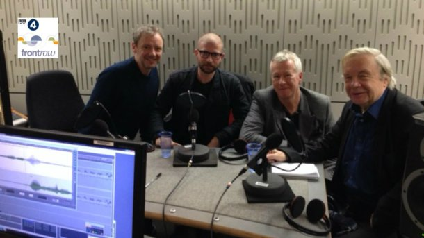 John Simm, Lloyd Jamie, and Michael Billington discuss Harold Pinter and The Homecoming with John Wilson