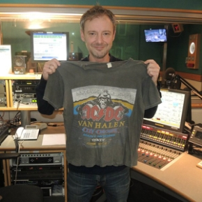 Radio Interview: John Simm in the BBC Radio 6 Studio