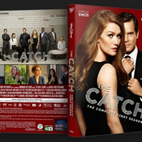 The Catch: Season One with John Simm on DVD