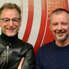 Radio Interview: John Simm in Conversation with Gary Crowley on My London