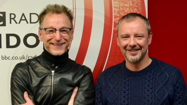 Gary Crowley speaks to famous Londoner, actor John Simm, getting his memories of the capital.
