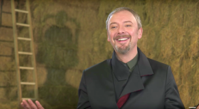 Doctor Who Exclusives: John Simm on his Return as The Master; Missy and The Master Dance Together