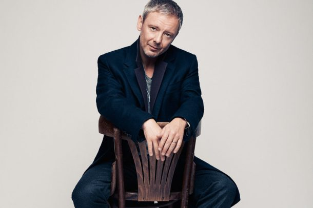 John Simm: still playing bad guys
