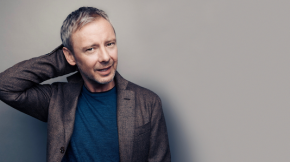 "John Simm: ""I wish women ran the whole world, don't you?"""