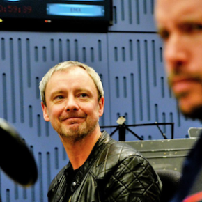 Interview: John Simm on Loose Ends with Clive Anderson and Tom Allen