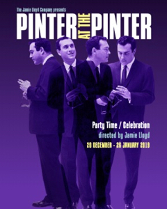 John Simm has joined the extraordinary company of Pinter at the Pinter