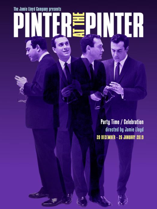 Buy Tickets - Pinter at the Pinter - Harold Pinter Season