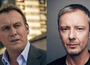 Philip Glenister and John Simm In Conversation – Orange Tree Theatre