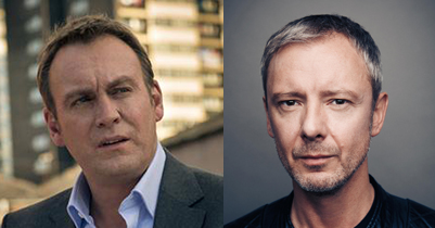Book Now - Philip Glenister and John Simm In Conversation