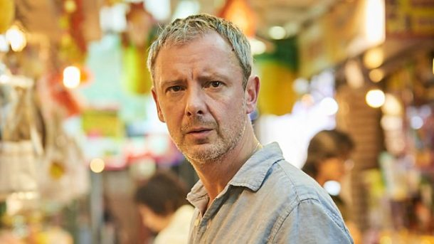 John Simm in Strangers. Photo: Two Brothers Pictures for ITV
