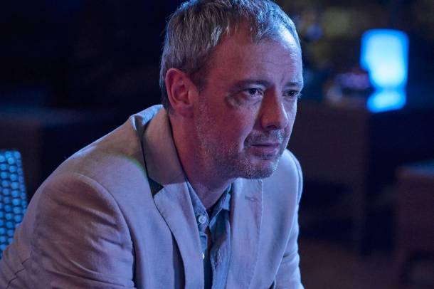 John Simm stars as Jonah Mulray. Photo: ITV