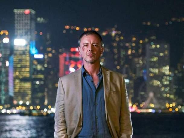 John Simm in Strangers. Photo: ITV