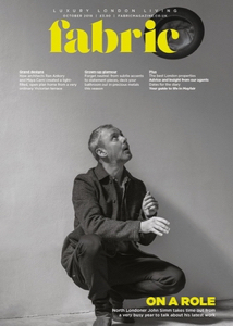 Exclusive Interview: John Simm talks to Fabric Magazine about his latest work Strangers