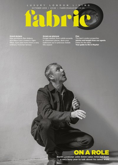 On A Role - North Londoner John Simm takes time out from a very busy year to talk about his latest work
