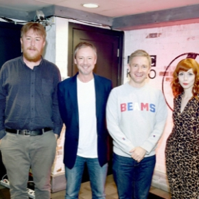 BBC 6 Music celebrates The White Album with panelist Beatles expert John Simm