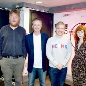 BBC 6 Music celebrates The White Album with panelist Beatles expert JohnSimm