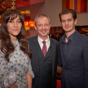 John Simm attends the inaugural Casting Directors' Guild Awards