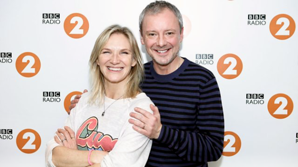 John talks with Jo Whiley about doing Harold Pinter plays, Party Time and Celebration, plus what projects he has up next.