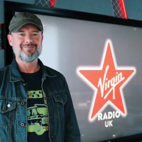 Radio Interview: Chris Evans Chats with BAFTA-Nominated Acting Royalty John Simm