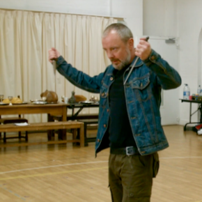 John Simm and Dervla Kirwan interviews | Macbeth at Chichester Festival Theatre