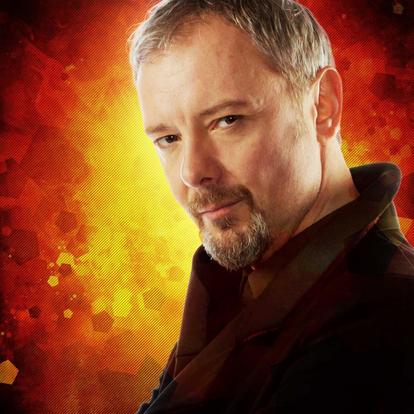 In his Big Finish debut, actor John Simm will reprise the role of the Master