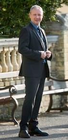 John Simm films ITV police drama Grace inBrighton