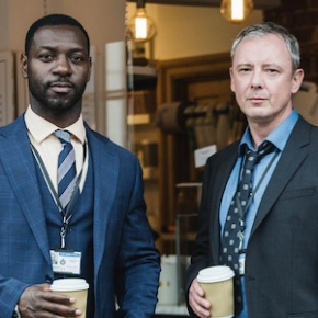 Filming commences on highly anticipated new crime drama, Grace, starring John Simm