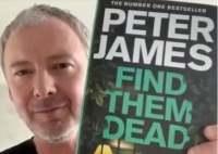 Find Them Dead - Launch Party Sneak Peek with Message from John Simm