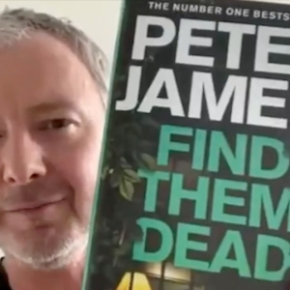 Find Them Dead – Launch Party Sneak Peek with Message from John Simm