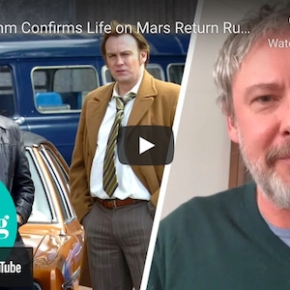John Simm Appears on This Morning to Discuss His New Role in ITV's 'Grace' and Confirms Life on Mars ReturnRumours